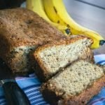 banana bread recipe without butter