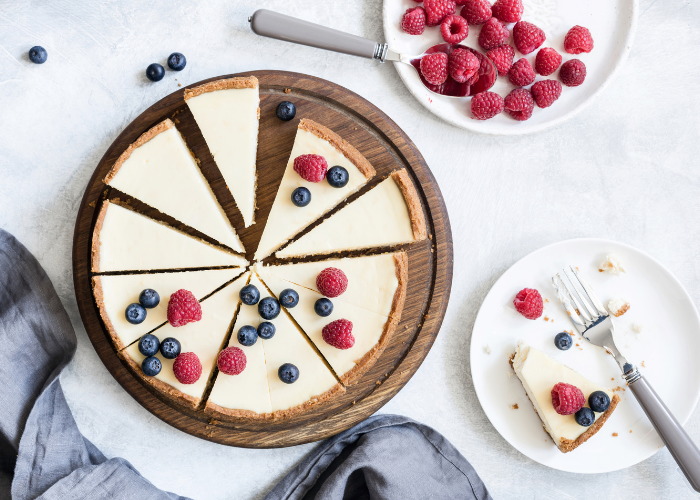 Cheesecake Recipe without Sour Cream