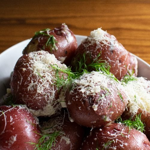 boiled red potatoes recipe main