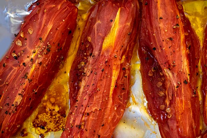 Oven Roasted Tomatoes Recipe (2)