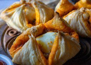egg puffs baked 1