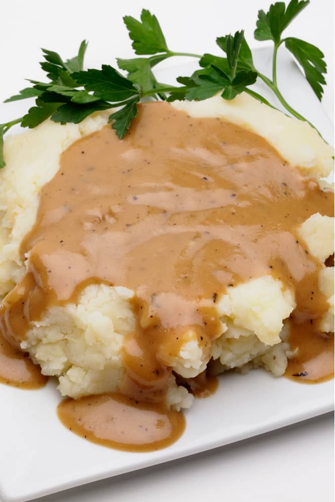giblet gravy without giblets 1