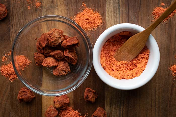 li hing mui and li hing powder for pickle mango recipe