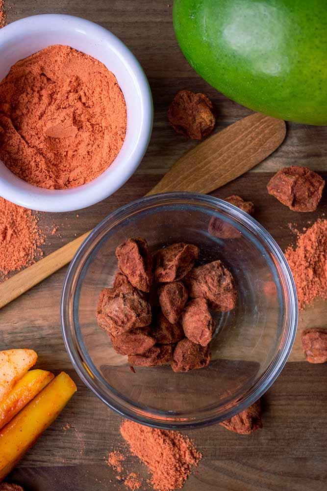 li hing mui and li hing powder for pickled mango recipe