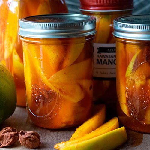 pickle mango recipe