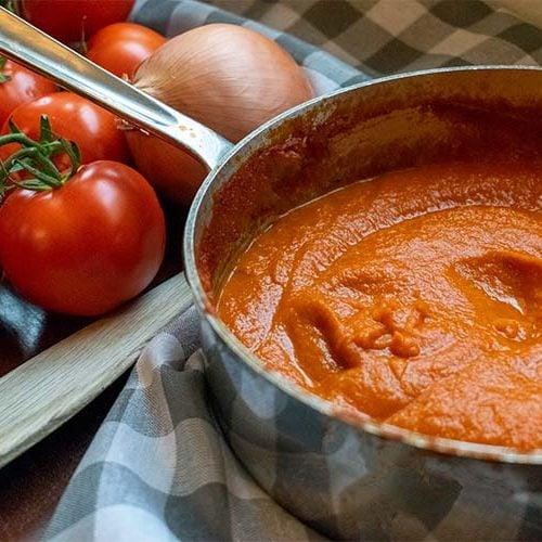 low carb tomato sauce recipe
